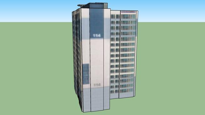 The Incheon Free Economic Zone Songdo Area - Building219