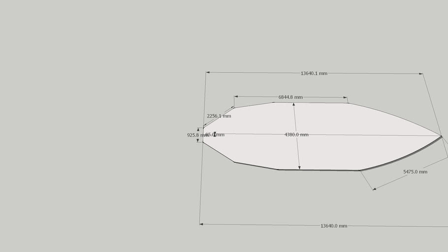 skimboard mesure