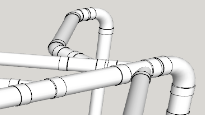 PVC Pipe & Fittings for Dust Collection