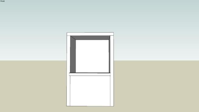 4 x 4 partition