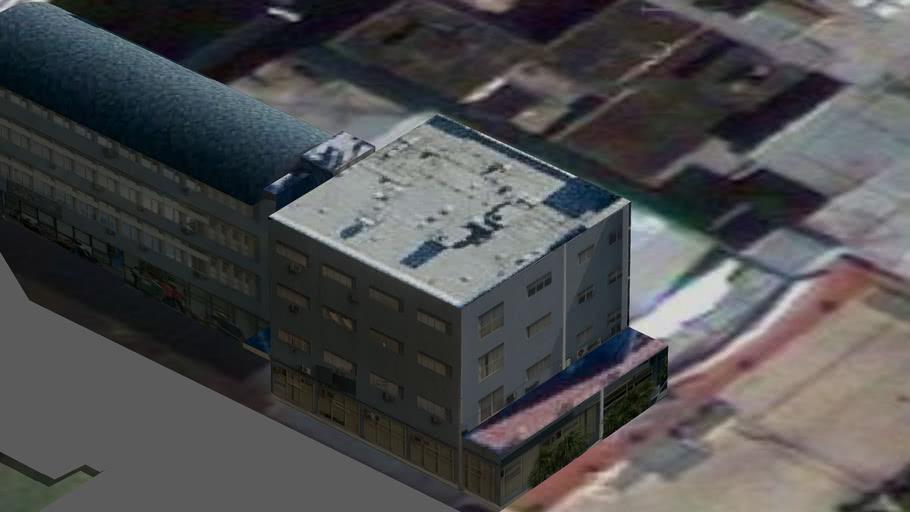CENARD, Administración, Edificio en Ciudad Autónoma de Buenos Aires, Argentina