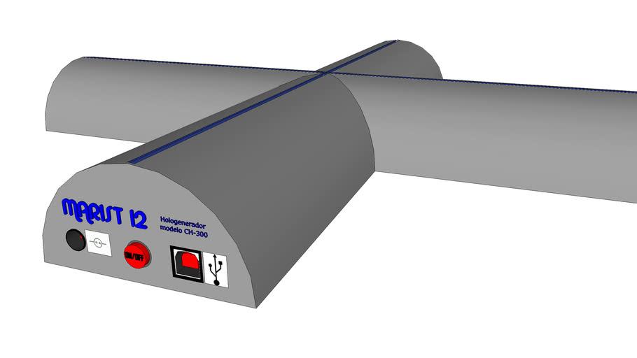Hologenerador 3D