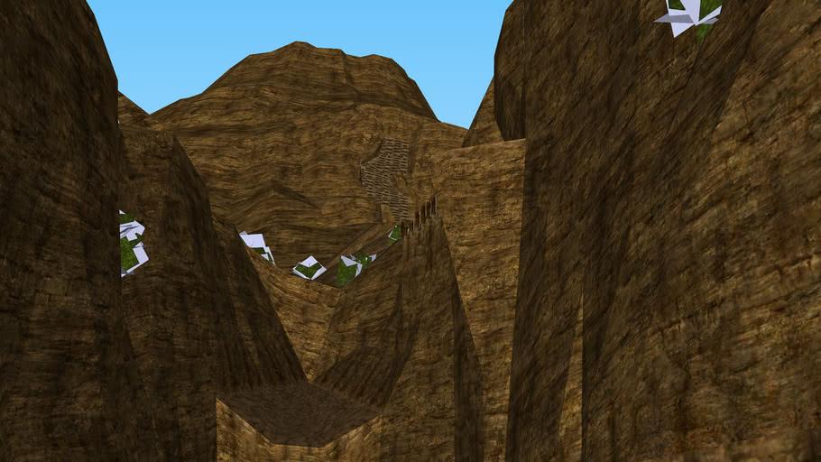 Death Mountain Trail (Ocarina of Time 3D)