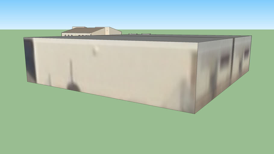 Buildings in Cooley Ranch Elementary School
