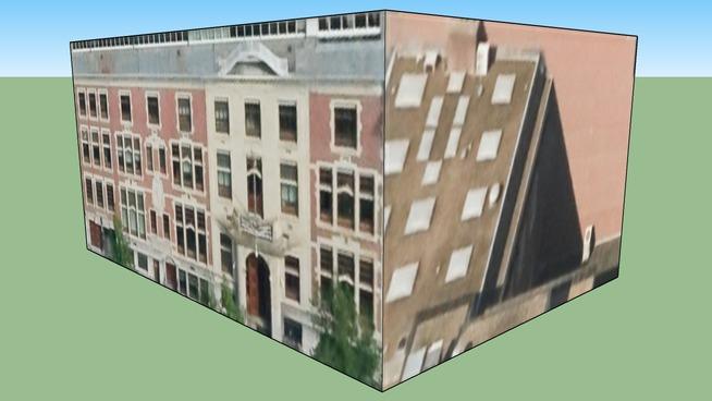 Строение по адресу Амстердам, Нидерланды