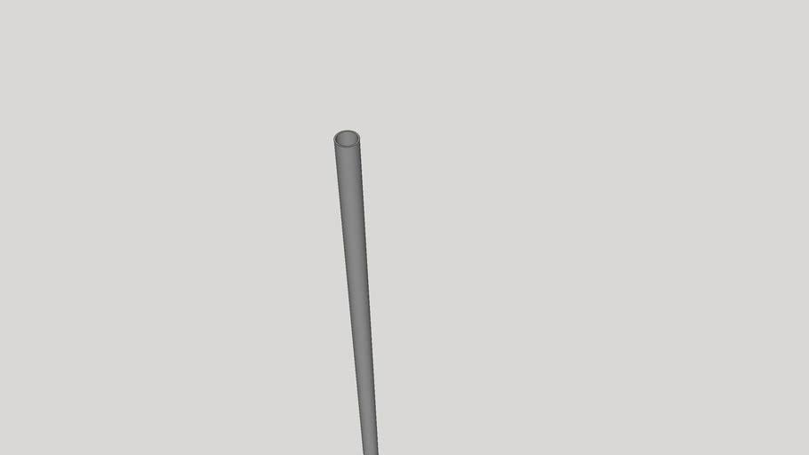 Tube PVC D40