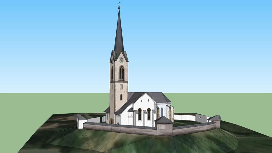 Kostol sv Michala Archanjela v Markušovciach