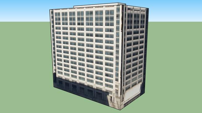 Edificio en Atlanta, Georgia, USA