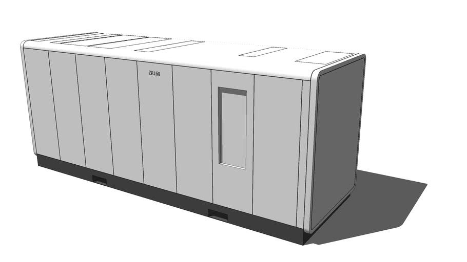 ATLAS COPCO - Kompressor