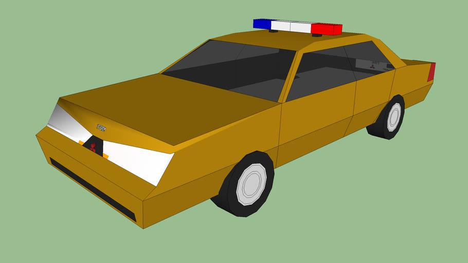 Sang's Police Car