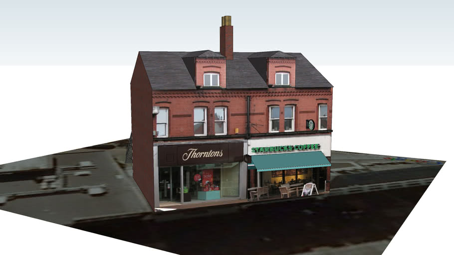 Grove Street Shops Wilmslow