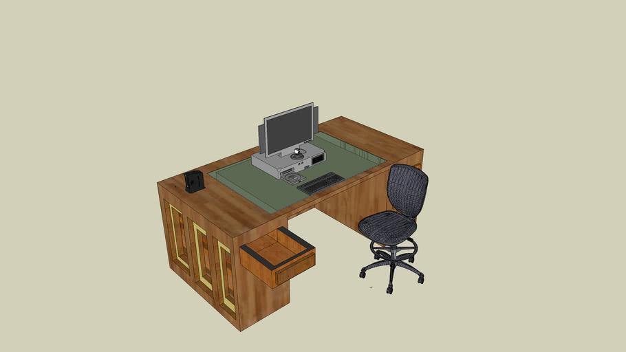Shades office