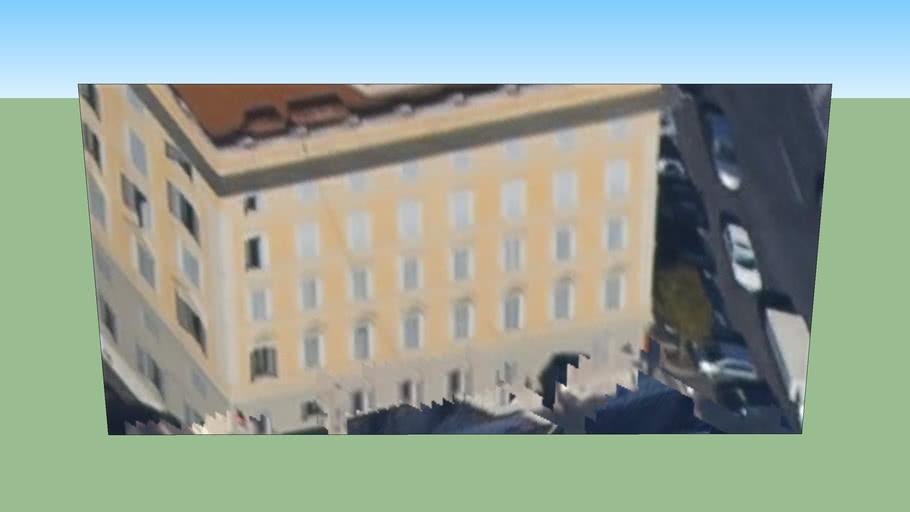 Roma, İtalya adresindeki yapı