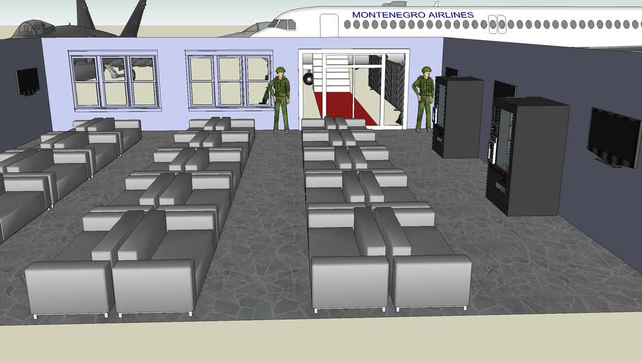 Presidential V.I.P Lounge