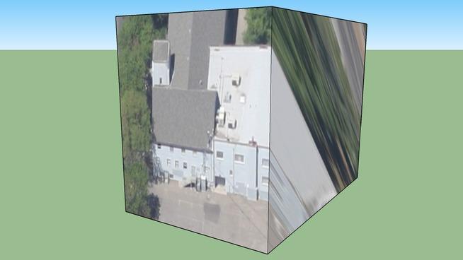 Building in Modesto, CA, USA