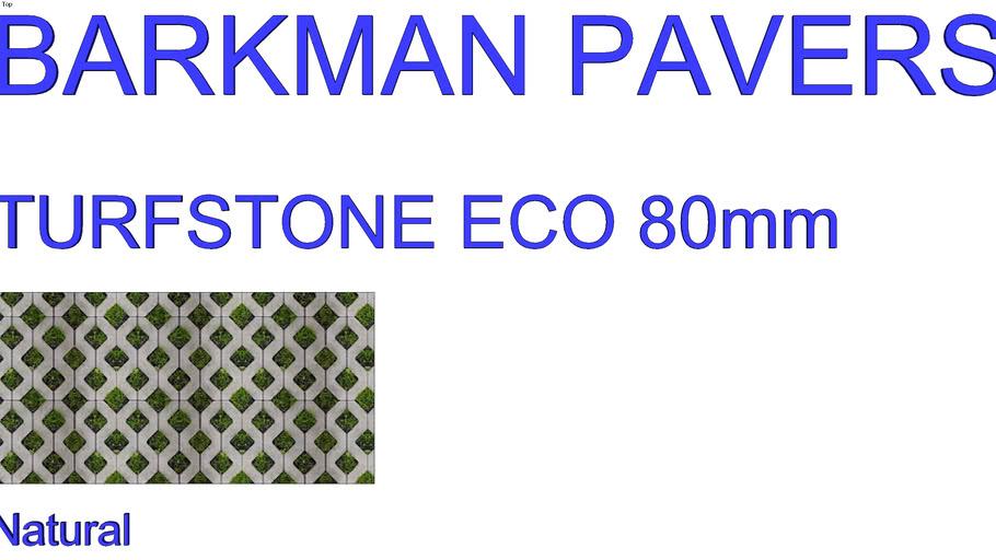 Barkman Turfstone Pavers