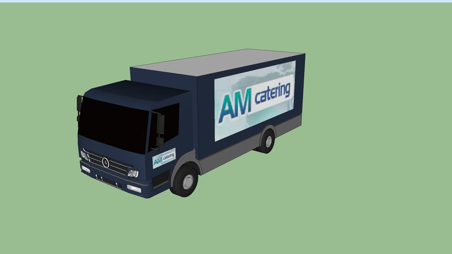 AM Catering Truck