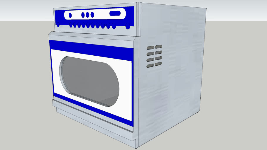 MERRYCHEF 1725 MICROWAVE OVEN