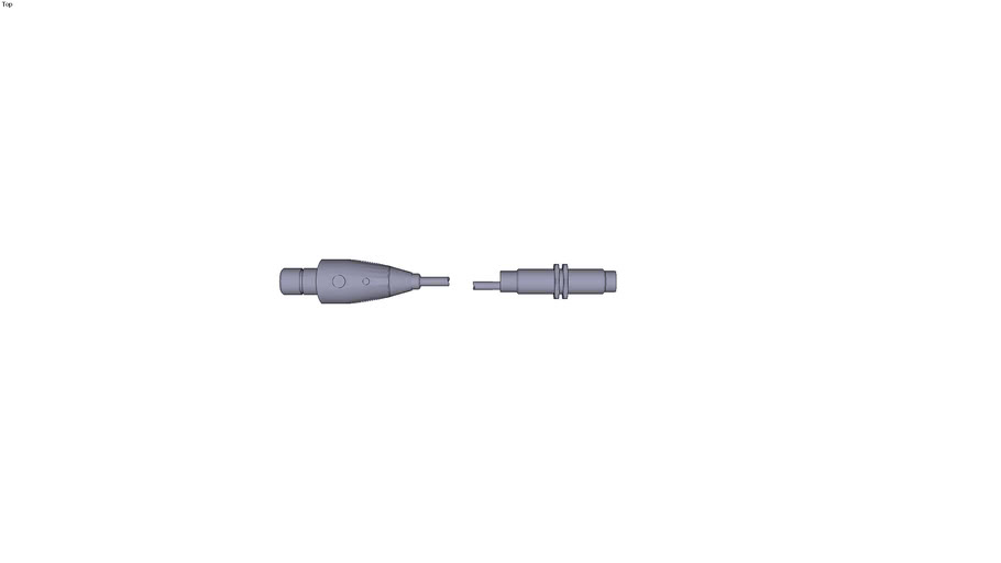 Inductive proximity sensors OSIPROX...Output NPN NO Remote M12 connector