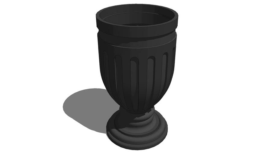 """Парковая урна """"ВДНХ"""" / park urn trashcan """" VDNKh"""""""