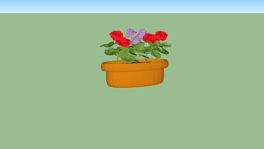 jardinière - planter
