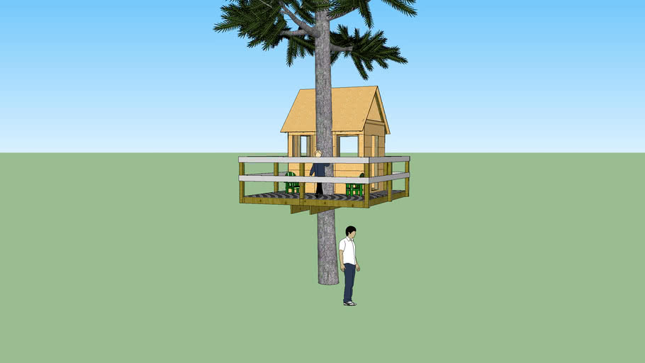 Treehouse for Liebmans