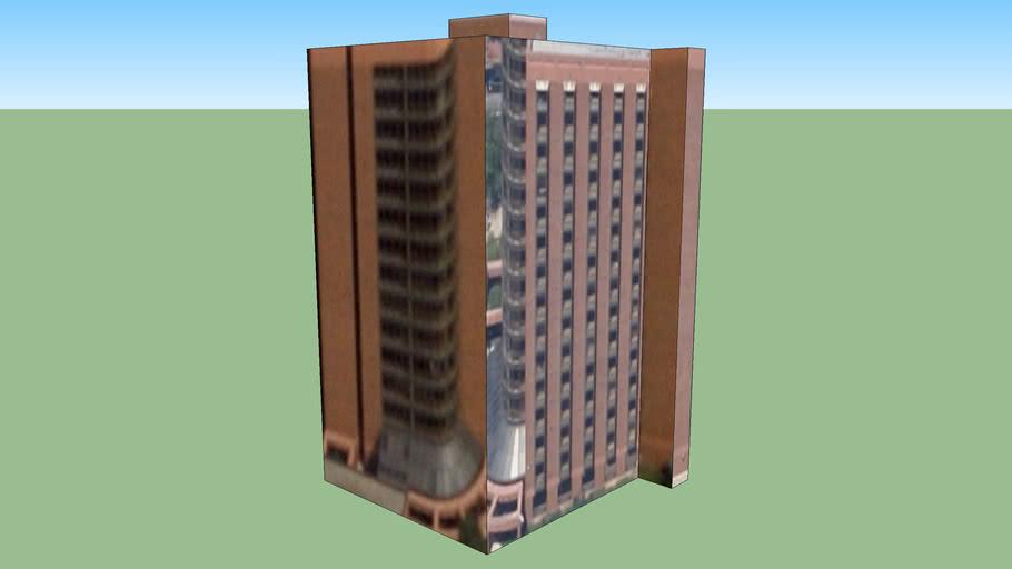 Towers Hall Drexel University in Philadelphia, PA, USA