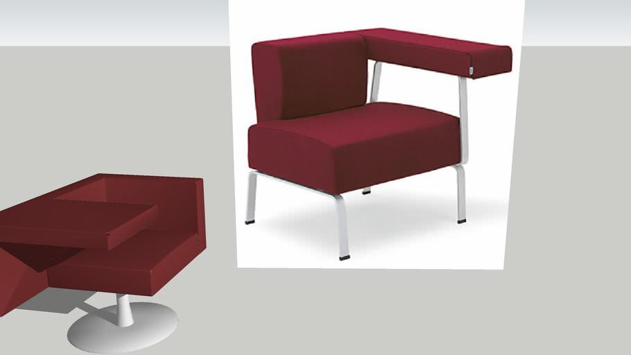 Bene Coffice Linear chair