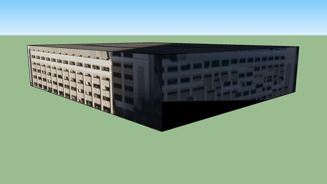 Edificio en Jacksonville, Florida, EEUU