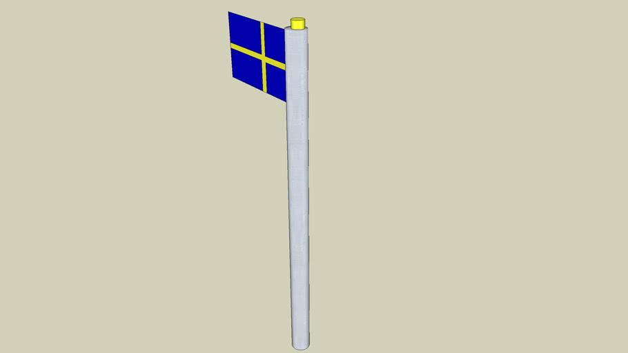 FLAG RANGE Sweden