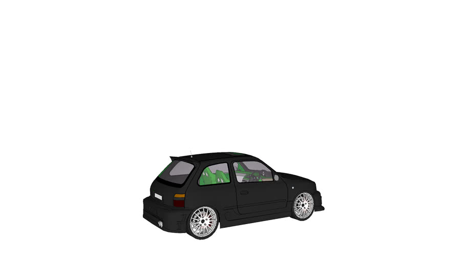 1998 Nissan Micra K11