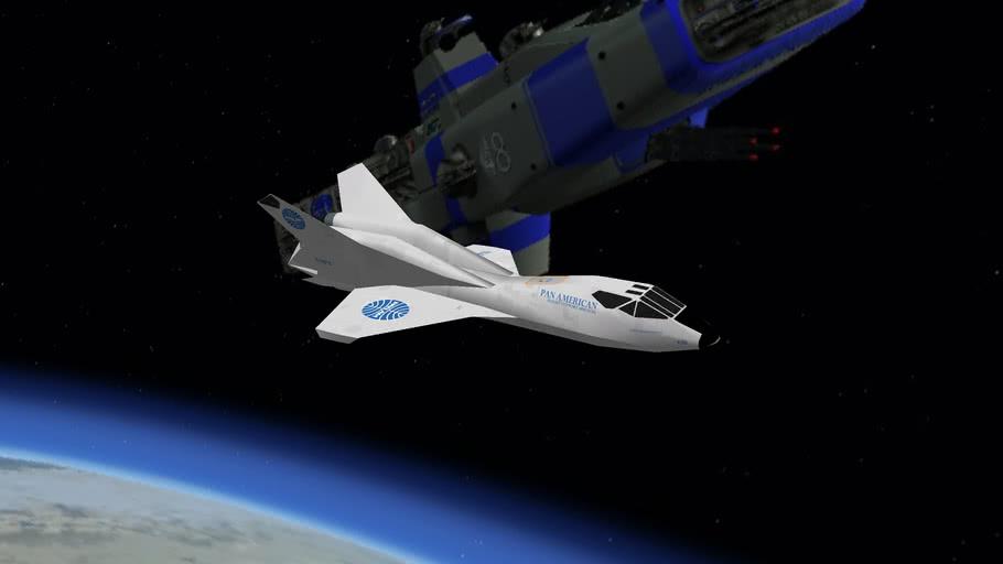 Rocketdyne C/T-14C Cygnus