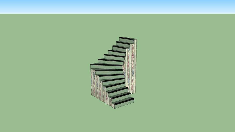 Escalier_angle