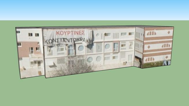Tavros 17778, Yunanistan adresindeki yapı