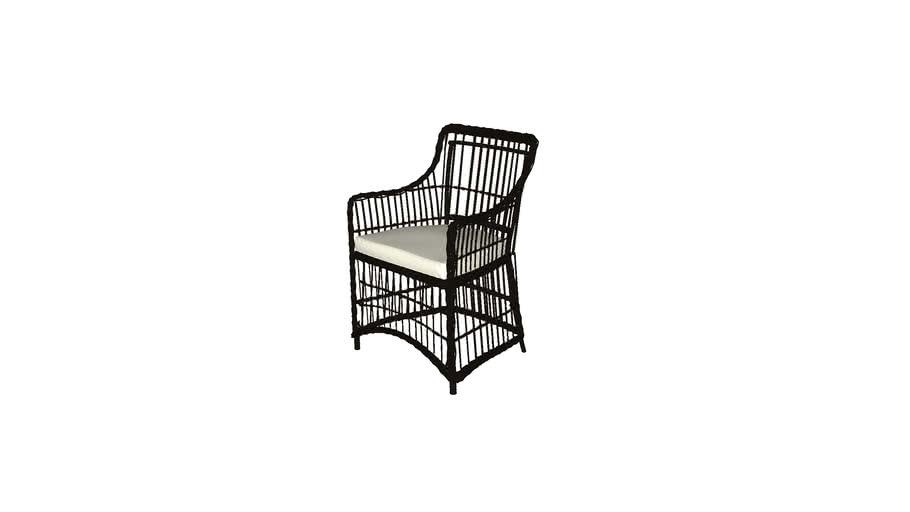 #armchair # Lounge chair #bamboo rattan