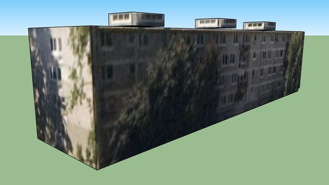 Budynek przy ul. Grenady 17, Warszawa, Polska