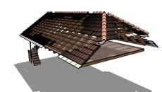 techo tejas