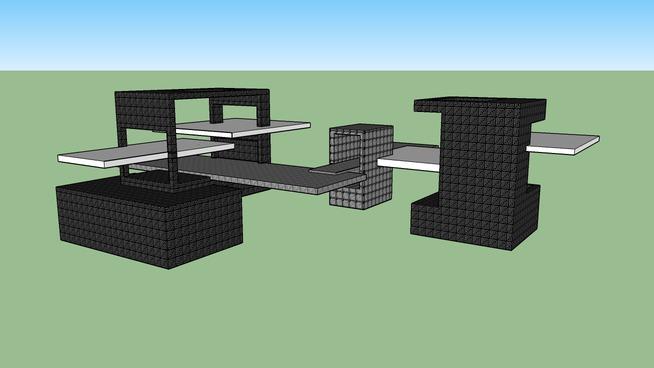 ARCH 1101 - 2011 - EXP 2 - Jacqueline Muliawan - BUILDING
