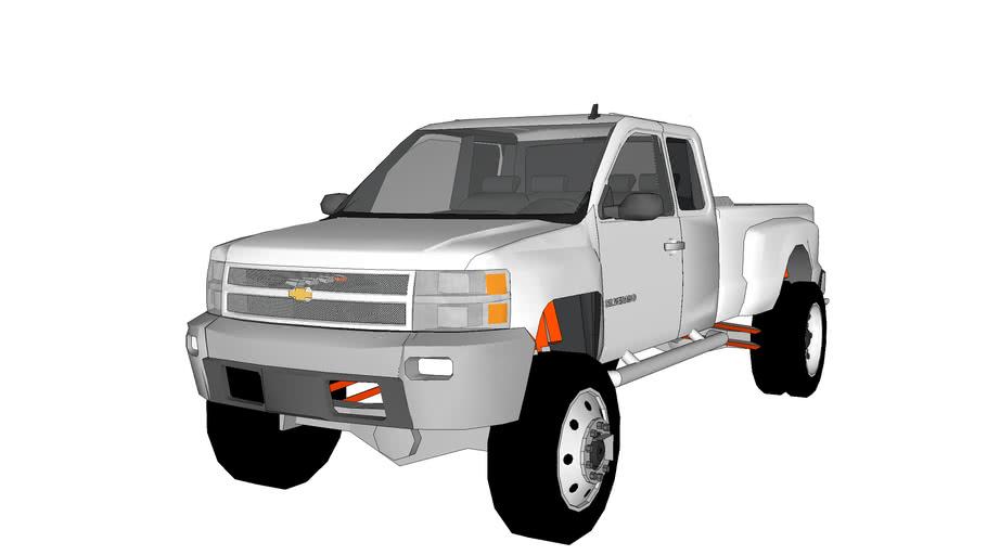 Silverado 3500HD Duramax Diesel