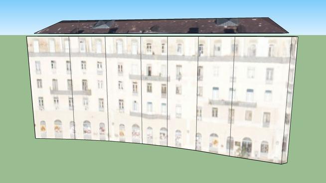 Construção em Lisboa, Portugal