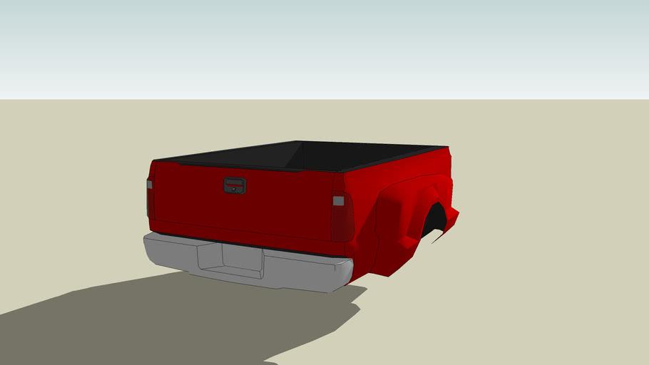 F-350 Dually - box
