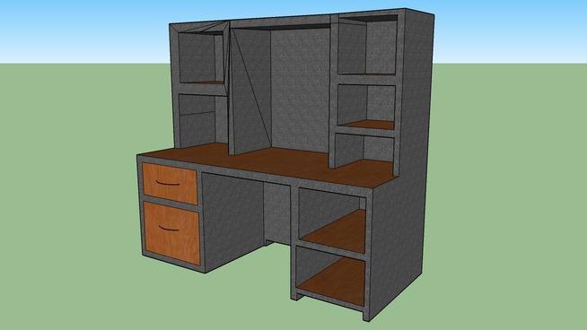 LoginAddict's Desk