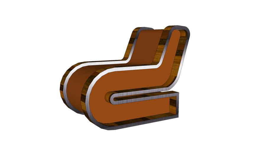 sessel solo braun by 6vorne interior design www.6vorne.de tel:0049163 593 6 666