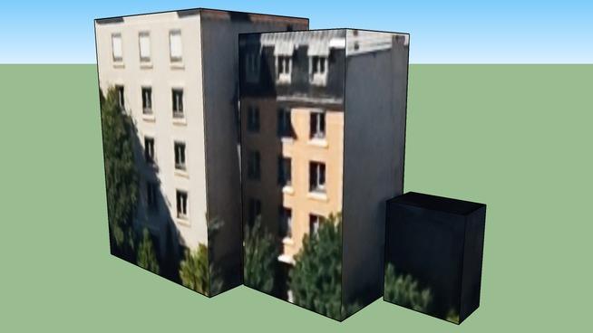 Maison située Lyon, France