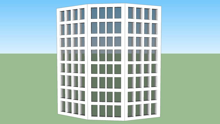 divisoria de parede de vidro