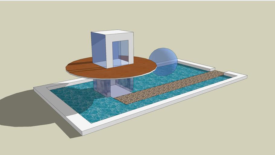 piscine du 30eme siecle