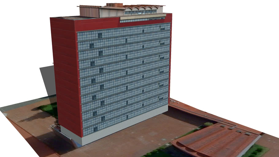 Torre II de Humanidades de la UNAM