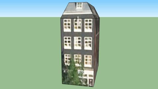 Épület itt: 1016 ND Amszterdam, Hollandia
