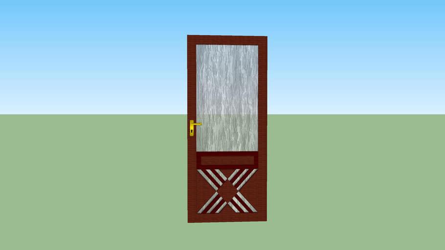 porte d'entrée 26 - front door 26