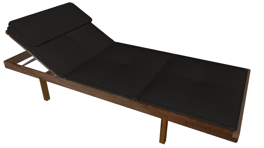 CB-41 Daybed Walnut